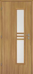 Interiérové dvere bledé